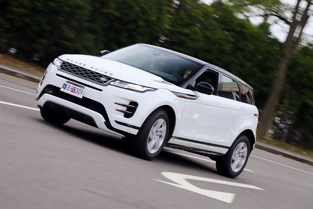 PTA模組化底盤帶來的不只有動力系統進化,也使第二代Land Rover Ran...