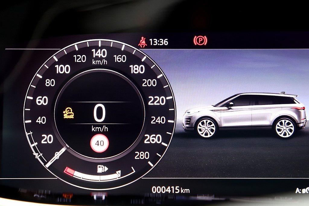 ATPC全地形行進控制模式不僅可以自動調整車速,還具備1.8-30km/h之間設...