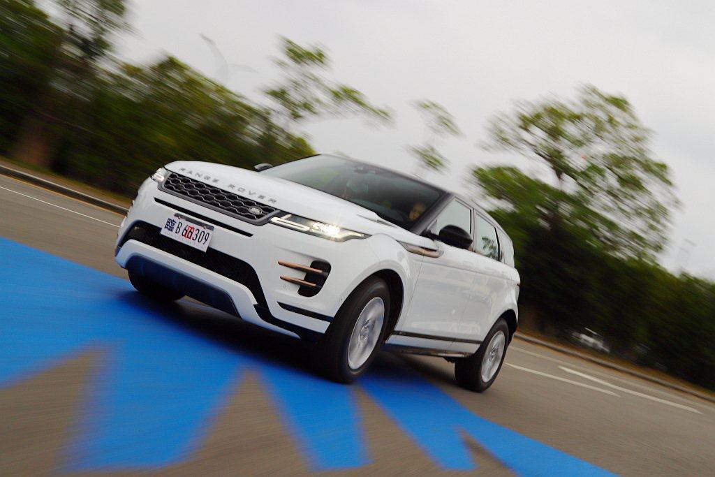 第二代Land Rover Range Rover Evoque不僅保有品牌初衷...