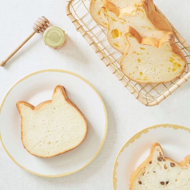 貓吐司有多種口味可供選擇。圖/取自nekoneko_shokupan insta...