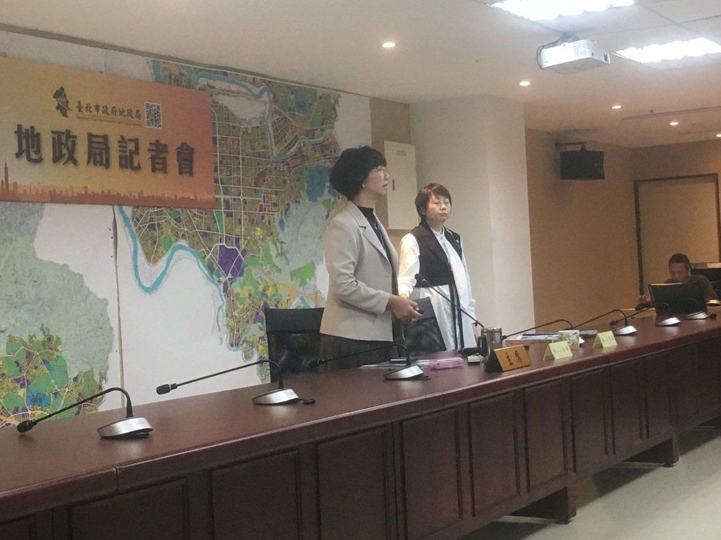 民眾關心的明年地價稅繳納,台北市政府今天公布最新109年度公告地價,全市平均調漲...