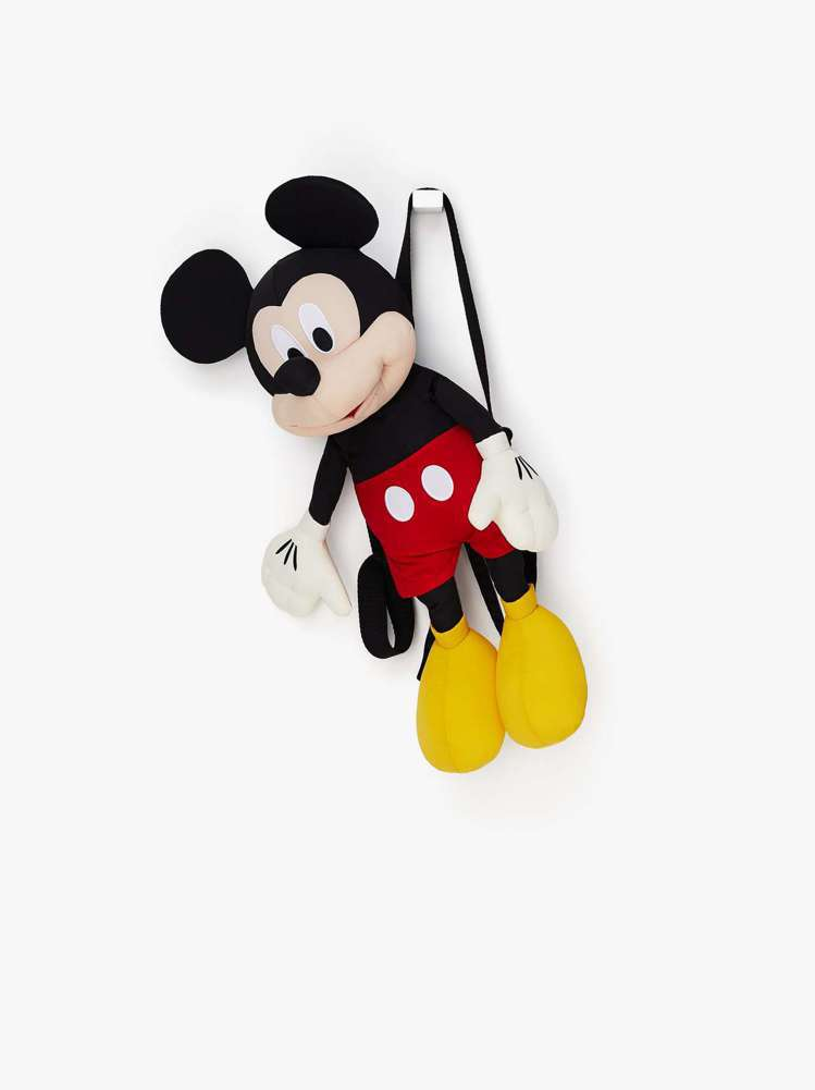 DISNEY 迪士尼米老鼠背包,售價 1,190元。圖/摘自ZARA