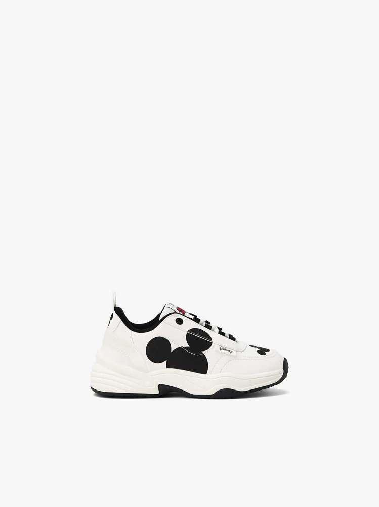 DISNEY 迪士尼米老鼠運動鞋,售價1,390元、特價790元,12月18日2...