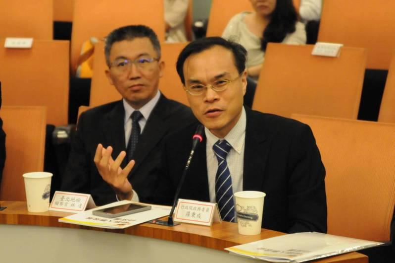 劍青檢改成員、台北地檢署檢察官林達。圖/劍青檢改提供
