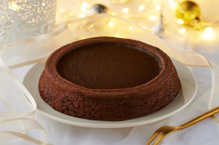 「濃情雙重巧克力燒」售價99元。圖/全聯提供