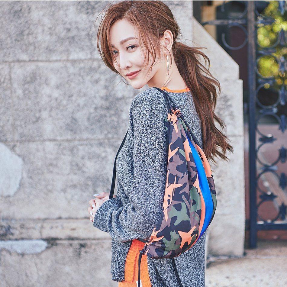 女神曾莞婷是廠商的最愛,任何產品都能代言業配。圖/摘自臉書