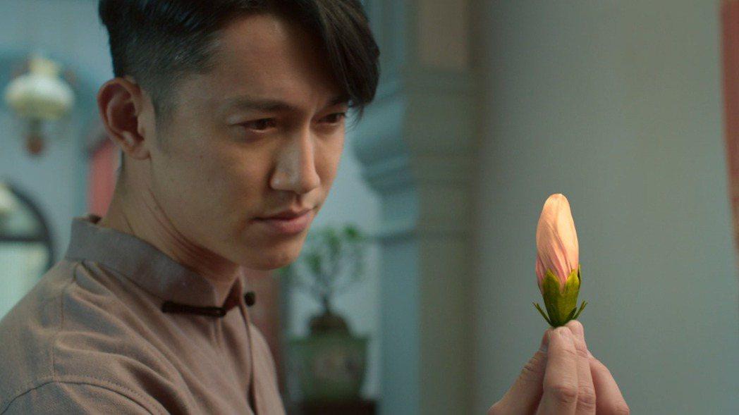 吳慷仁主演「彼岸之嫁」。圖/Netflix 提供