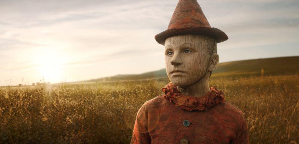 「皮諾丘」由童星費德利柯艾勒皮飾演。圖/海鵬提供
