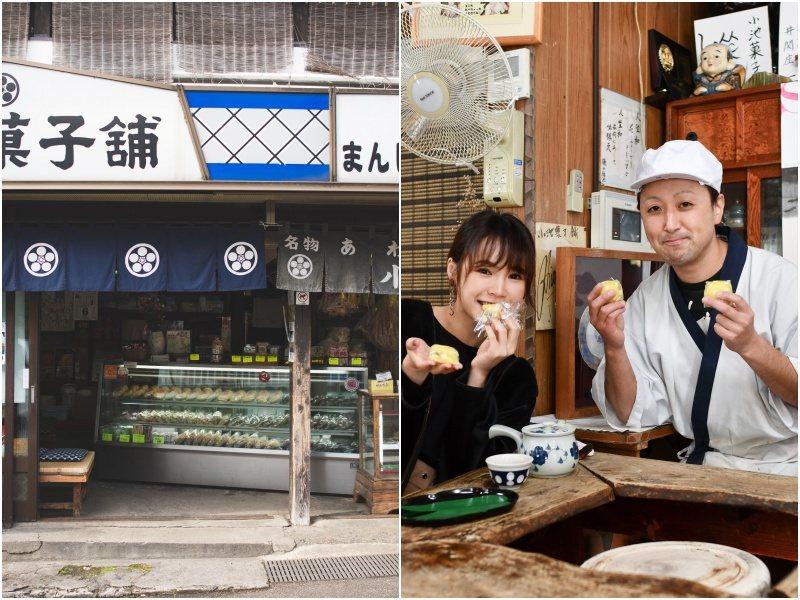 粟米饅頭、當地天然氣泡水是吳心緹的最愛。圖/傳遞娛樂提供