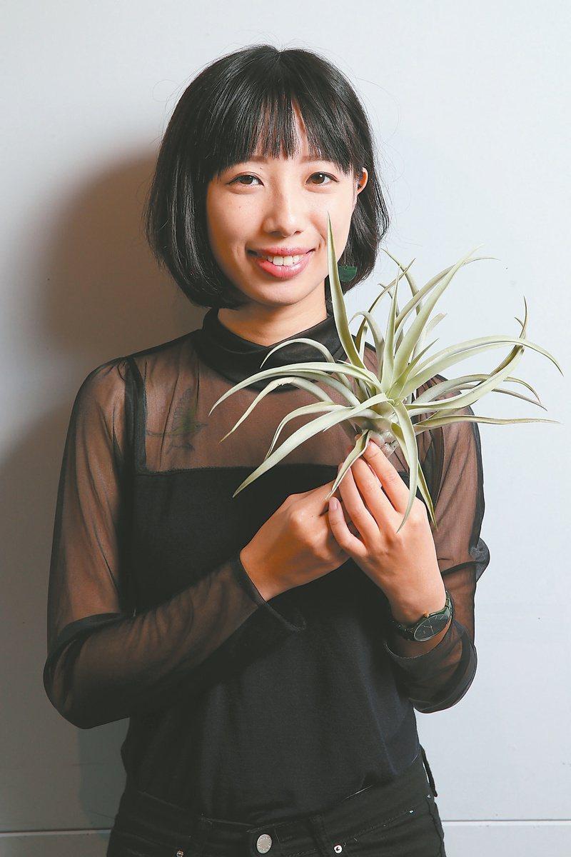小物主人/編輯小姐Yuli  記者許正宏/攝影