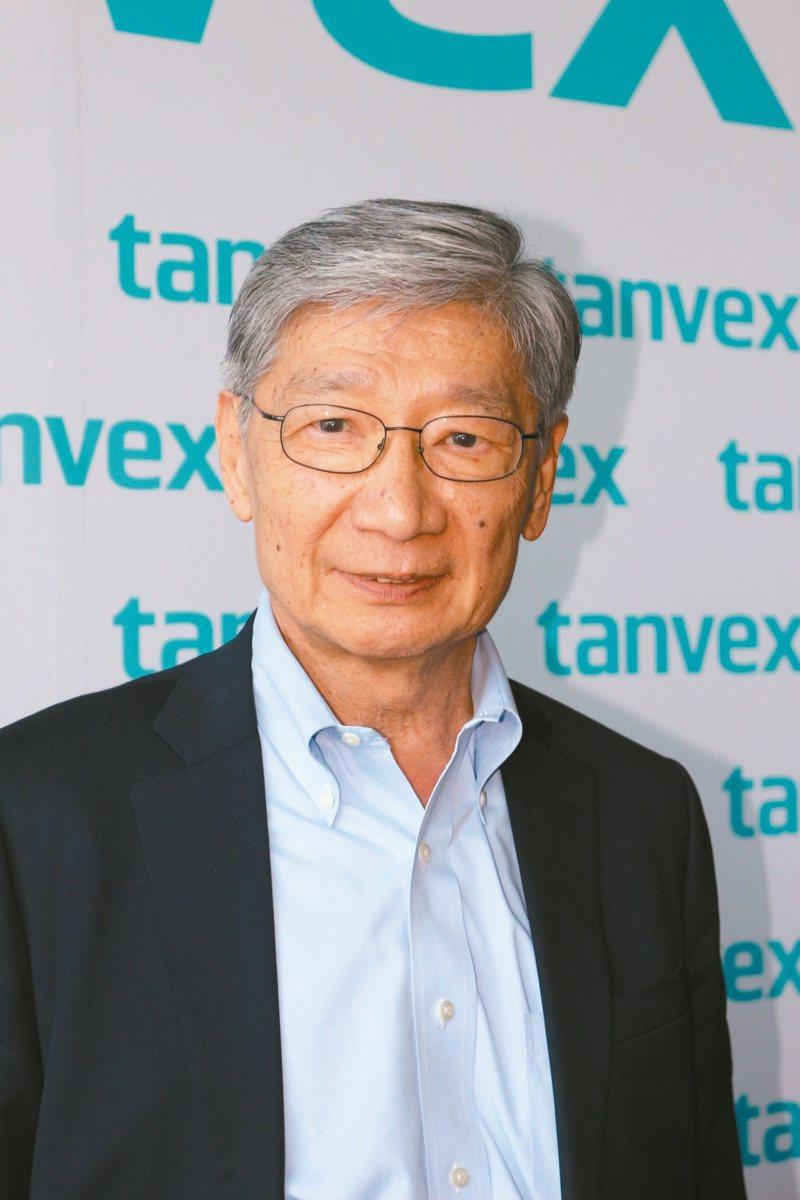 泰福生技執行長趙宇天。圖/聯合報系資料照片