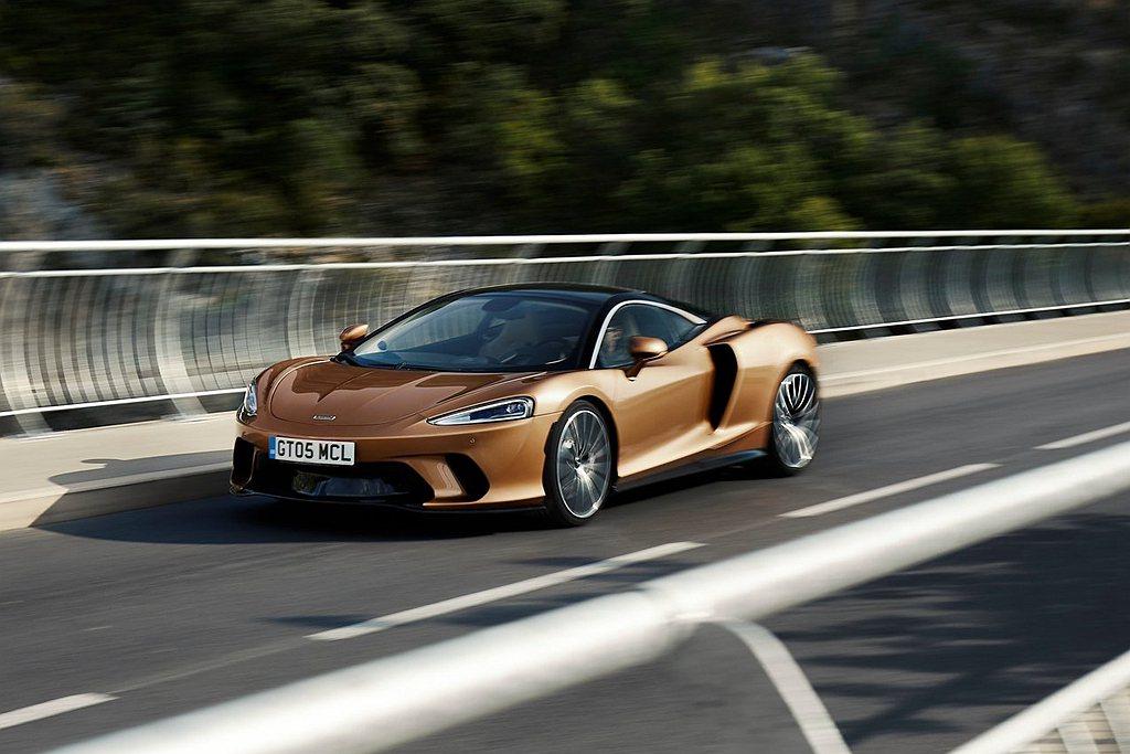 確認在台北車展首發的McLaren GT,則已經完成油耗測試作業。 圖/McLa...
