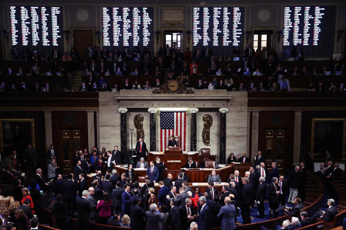 「這是美國政治史上最令人難過的一天...但為了守護憲法秩序,我們必須盡到我們發誓...