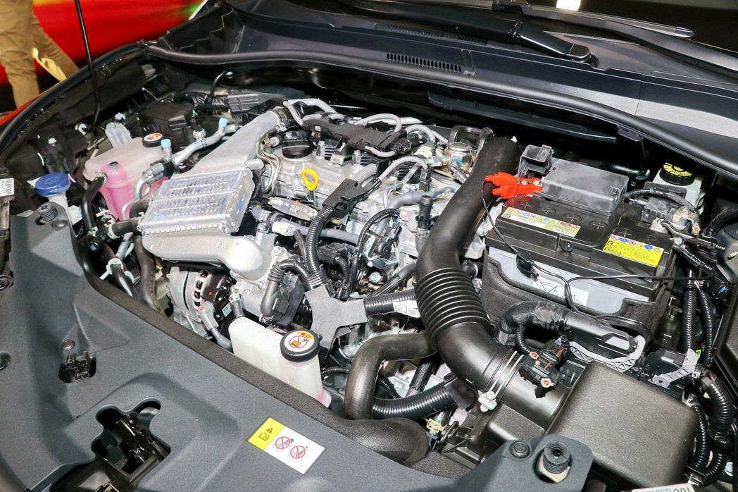 動力部分則維持現行車款,搭載1.2 Turbo渦輪增壓引擎。 記者陳威任/攝影
