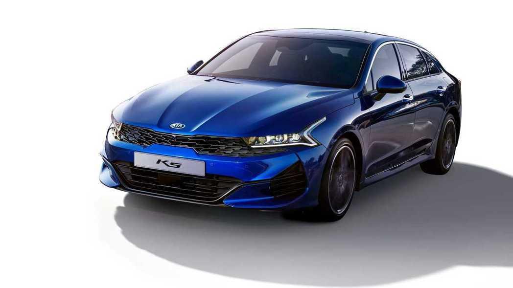 Kia將推出最大馬力可達到290hp的Optima/K5 GT。 摘自Kia