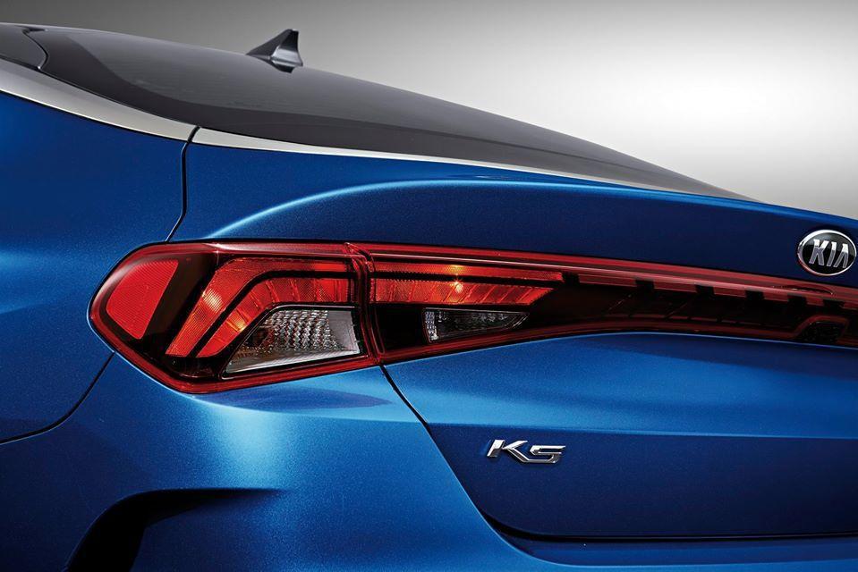 據傳北美Kia有可能將海外名稱為Optima的K5正名。 摘自Kia