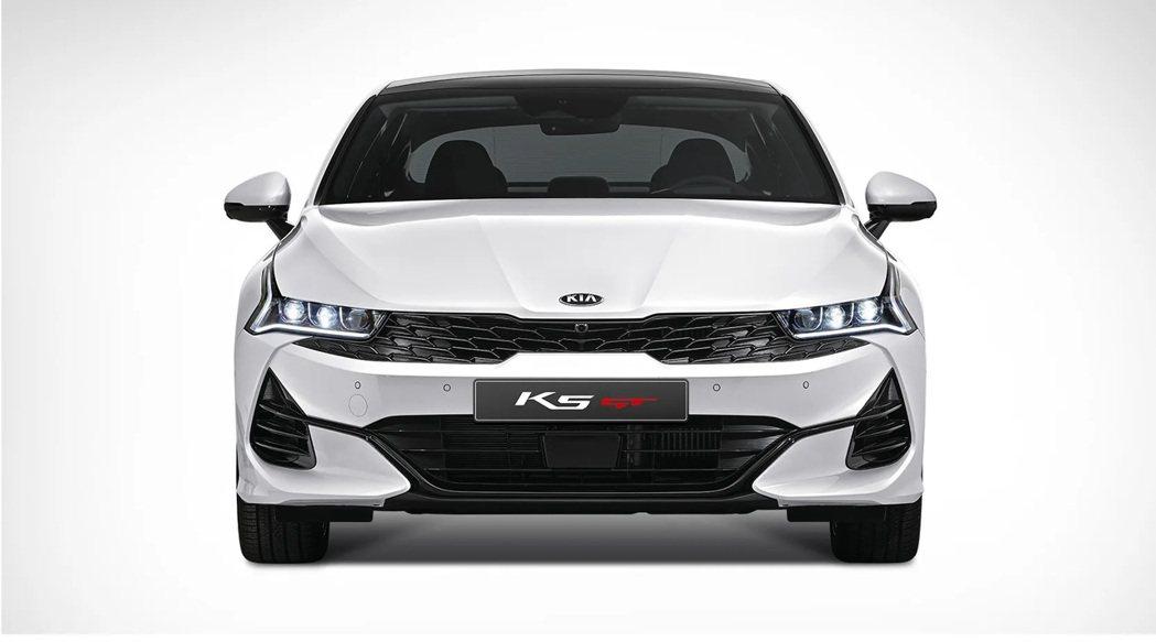 全新Kia Optima/K5 GT將與全新Hyundai Sonata N L...