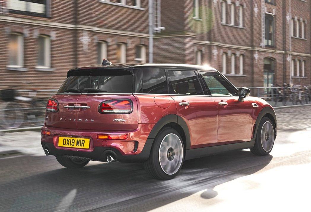 Clubman若改為SUV休旅車能夠拯救Mini的銷量嗎?。 圖/Mini提供