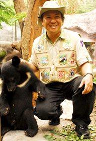 今年64歲的「動物爸爸」葉傑生,2011年從台北市立動物園園長退休。 圖/葉傑生...