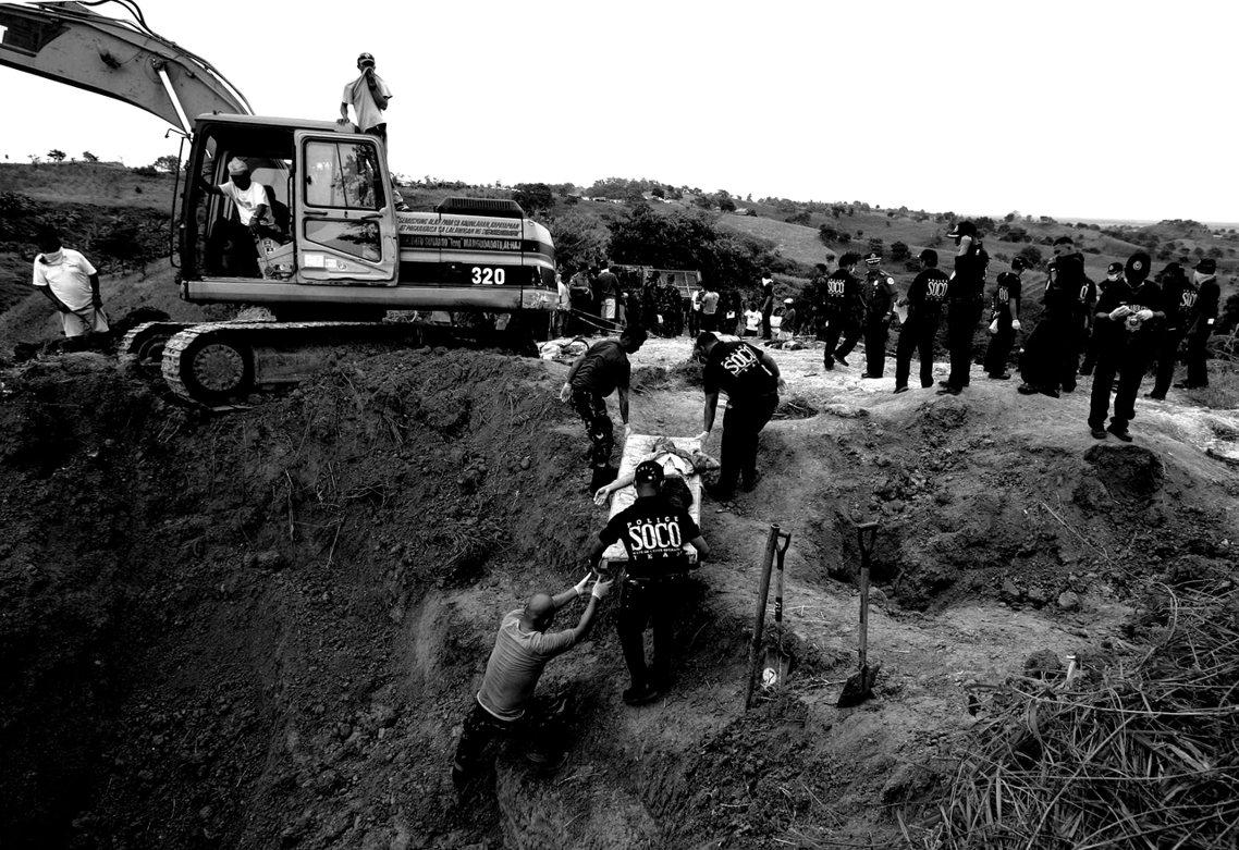 馬京達瑙大屠殺事件,發生在2009年11月23日。 圖/美聯社