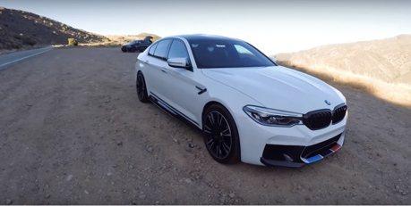 影/0-100km/h加速2.2秒的BMW M5改裝車竟然還有保固!