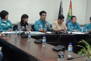 1221<u>罷韓</u>大遊行 高市民進黨議員和立委候選人都會參加