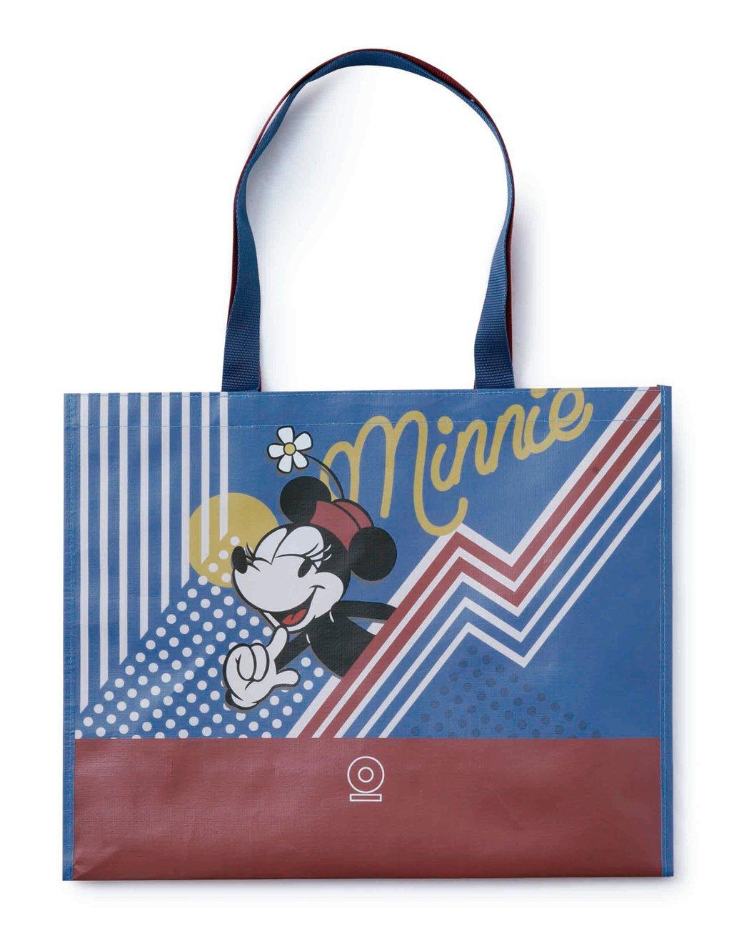 HOLA迪士尼系列米奇購物袋,原價499元、特價199元。圖/HOLA提供