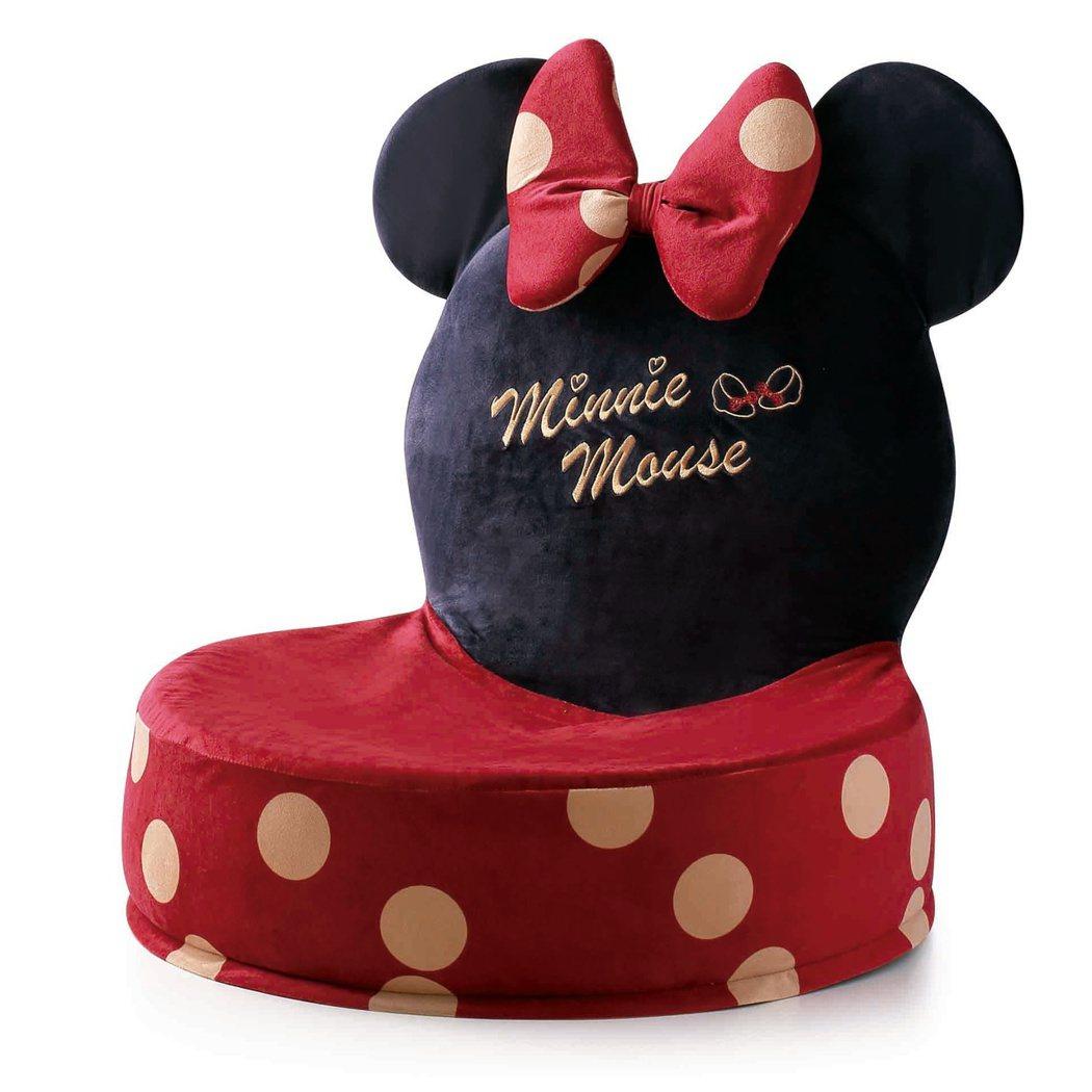 HOLA迪士尼系列漢堡和室椅-米妮,原價2,290元、特價1,690元。圖/HO...