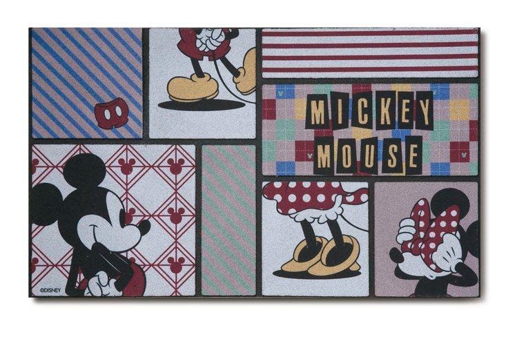 HOLA迪士尼系列米奇米妮刮泥墊,原價599元、特價399元。圖/HOLA提供