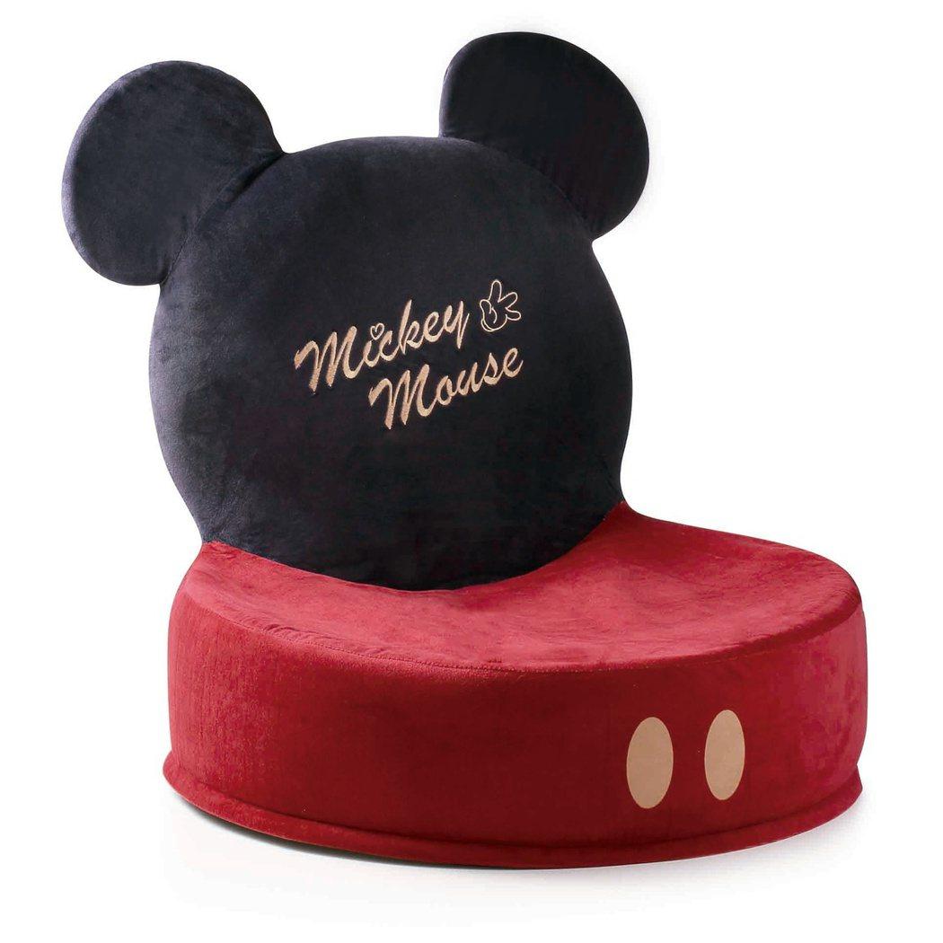 HOLA迪士尼系列漢堡和室椅-米奇,原價2,290元、特價1,690元。圖/HO...