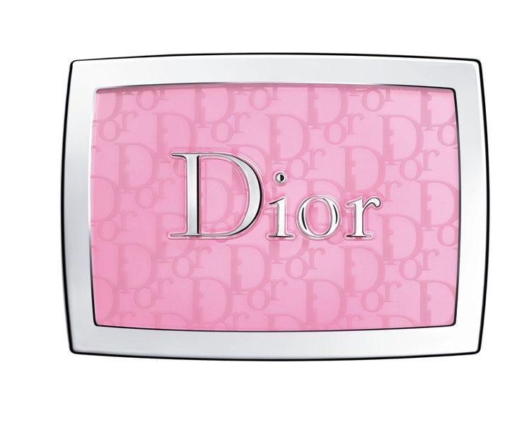 迪奧玫瑰粉頰彩 #001/1,500元。圖/迪奧提供