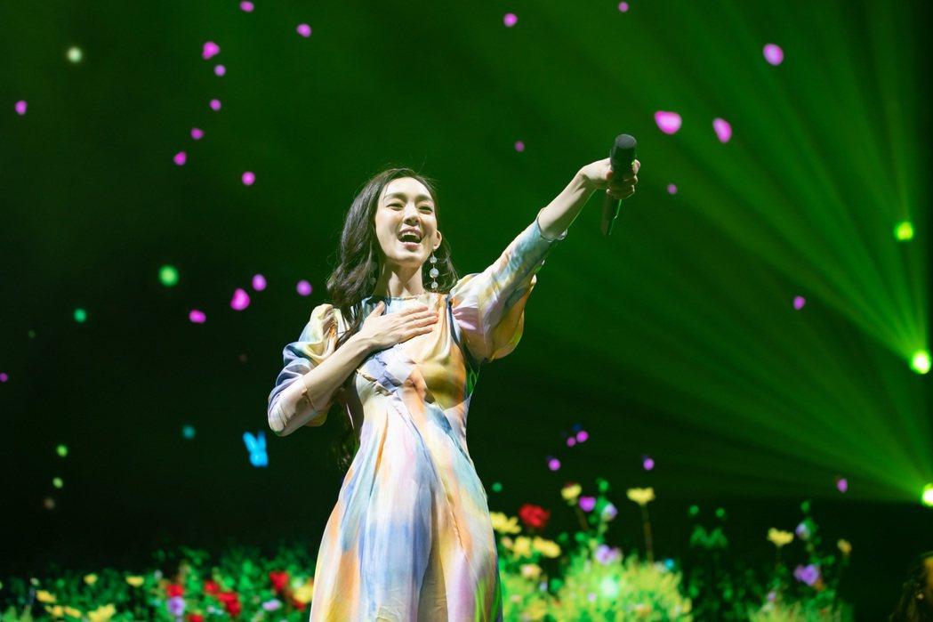 范瑋琪把粉絲當成新歌「不忘」的主角。圖/黑天使提供