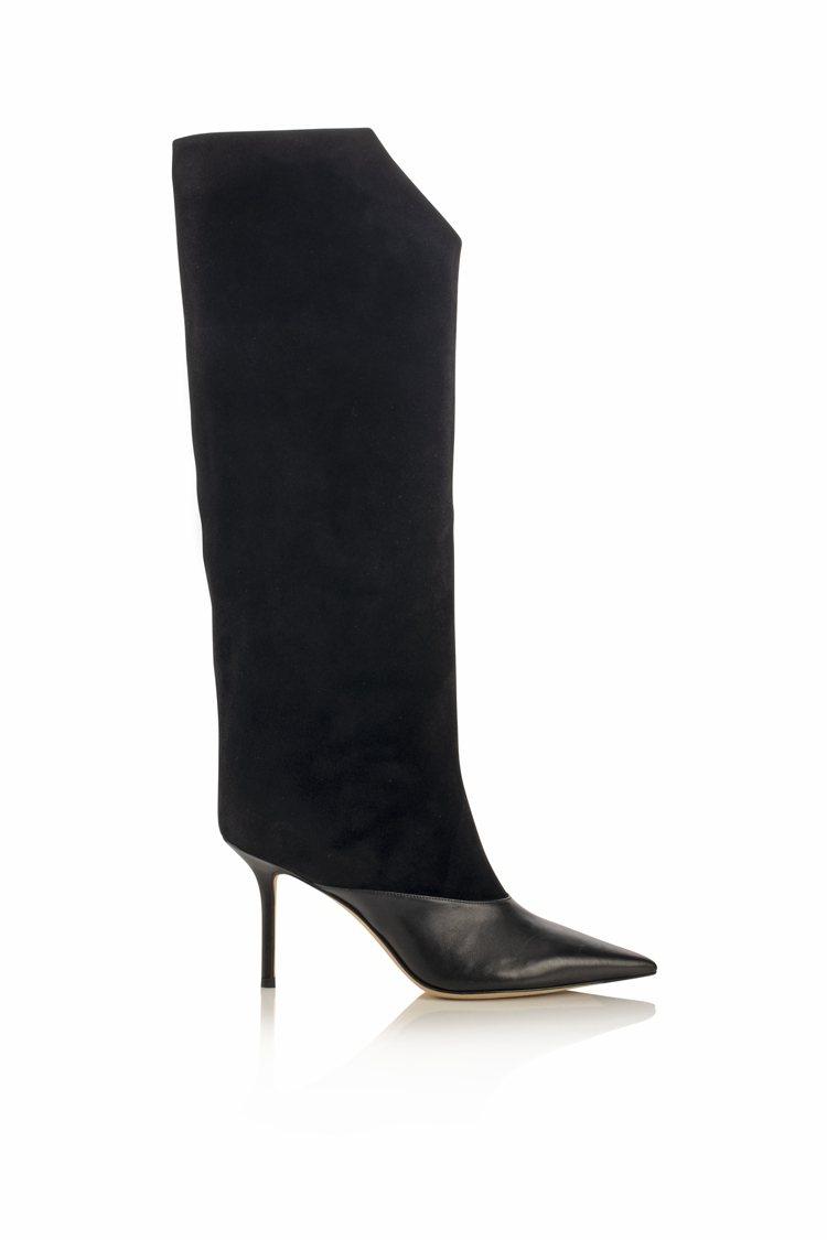 Brelan長靴,54,800元。圖/Jimmy Choo提供