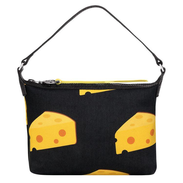 Le Pliage帆布小手袋,售價5,600元。圖/LONGCHAMP提供