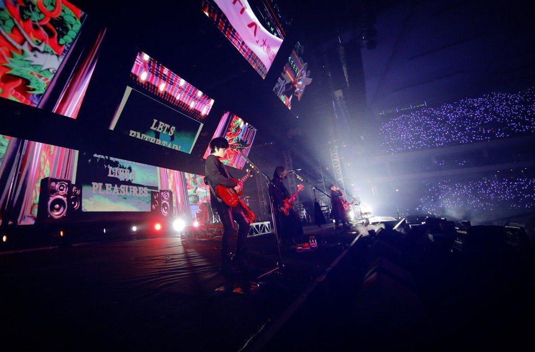 五月天即將舉辦11場演唱會(圖/相信音樂提供)