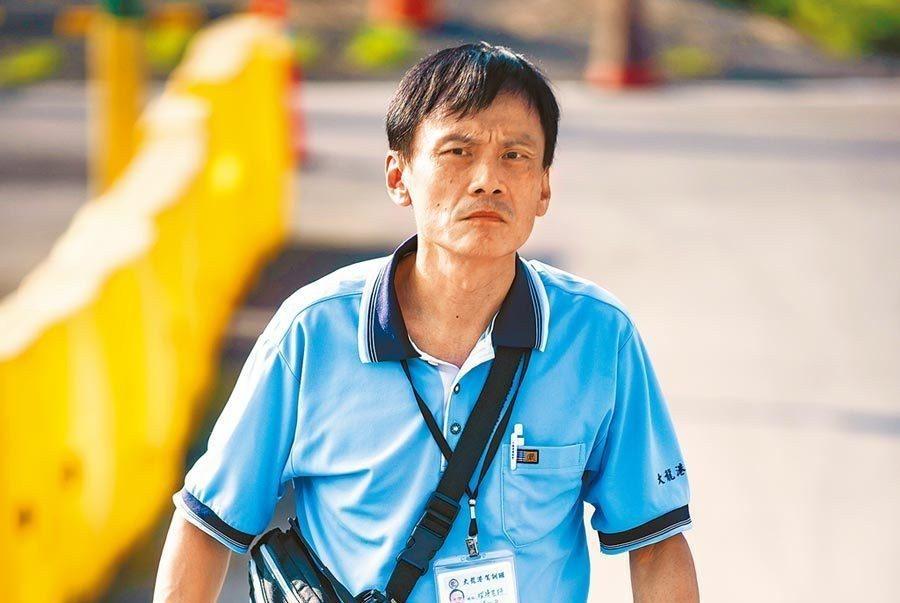 陳以文憑「陽光普照」獲台灣影評人協會選為最佳男演員。圖/甲上提供