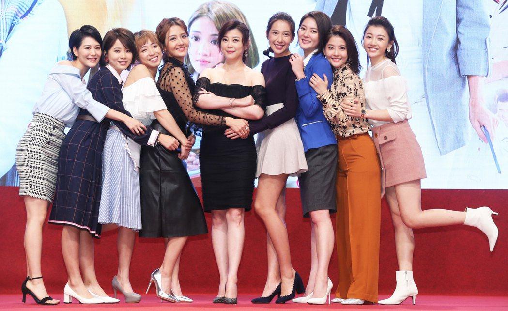 「女力報到」宣布第三季將上線。記者徐兆玄/攝影