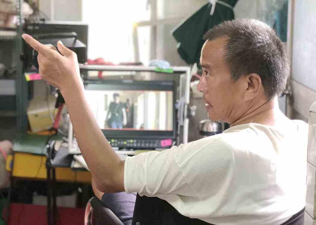 張作驥將隨著「那個我最親愛的陌生人」重回鹿特丹影展。圖/海鵬提供