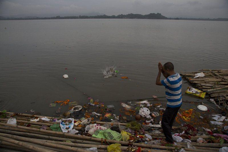 最新報告指出,印度與污染有關的死亡人數居全球之冠。美聯社