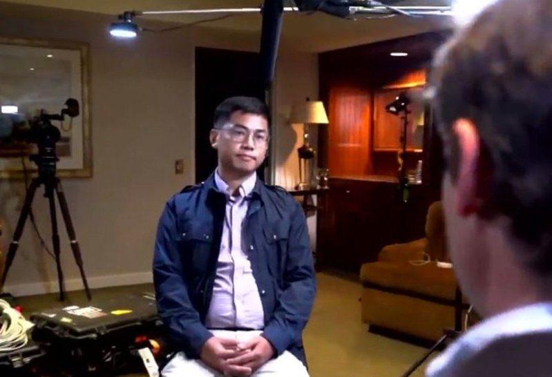 自稱是中國間諜的王立強向澳洲媒體爆料,表示在香港、台灣和澳洲從事滲透,並企圖干預選舉。 圖/取自60 Minutes Australia