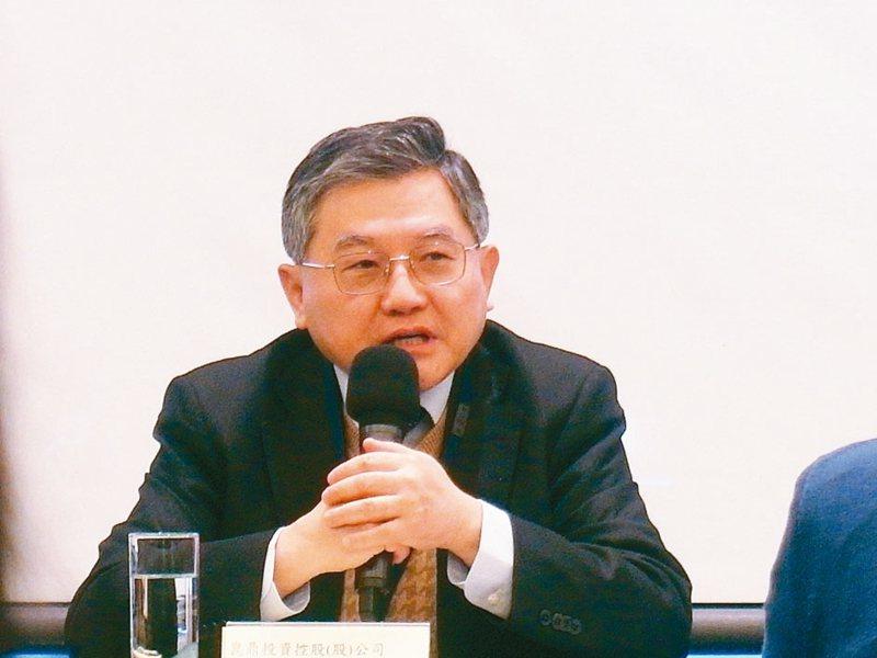 崑鼎總經理施雲鵬 記者何佩儒/攝影