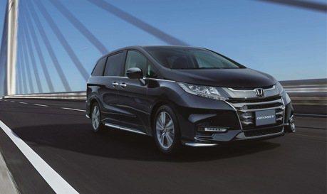 2020年式Honda ODYSSEY 價位略有調整