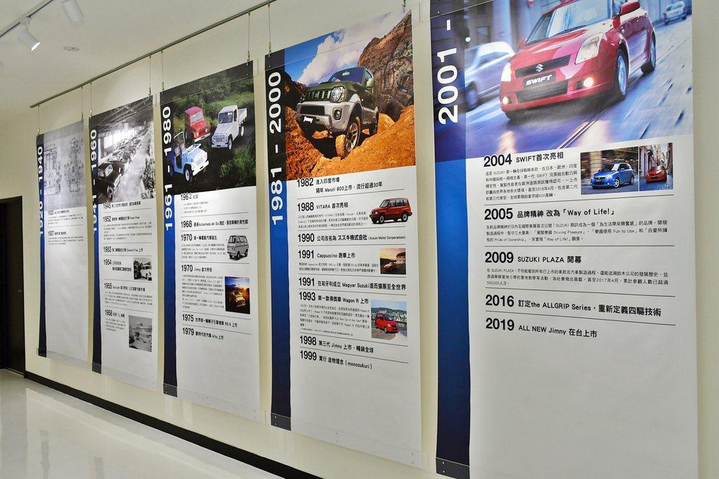 SUZUKI 群峰車業全新4S員林旗艦店盛大開幕。 圖/SUZUKI提供
