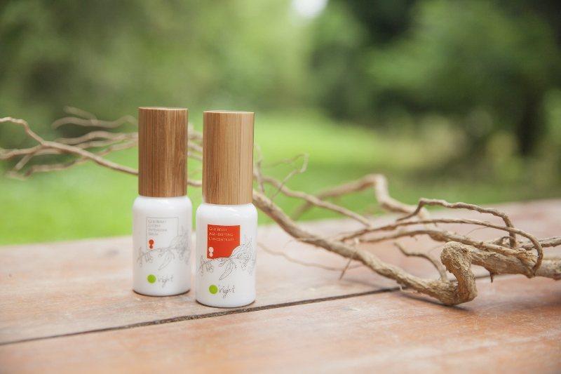 歐萊德獨家研發創新原料「黃金枸杞根」與相關皮膚保養品,也獲得美國官方天然永續認證...