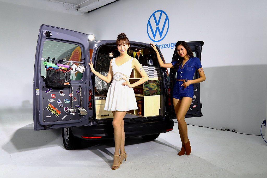 福斯商旅展區將展出旗下全車系車款,誠摯邀請對VanLife擁有美好憧憬的車迷朋友...