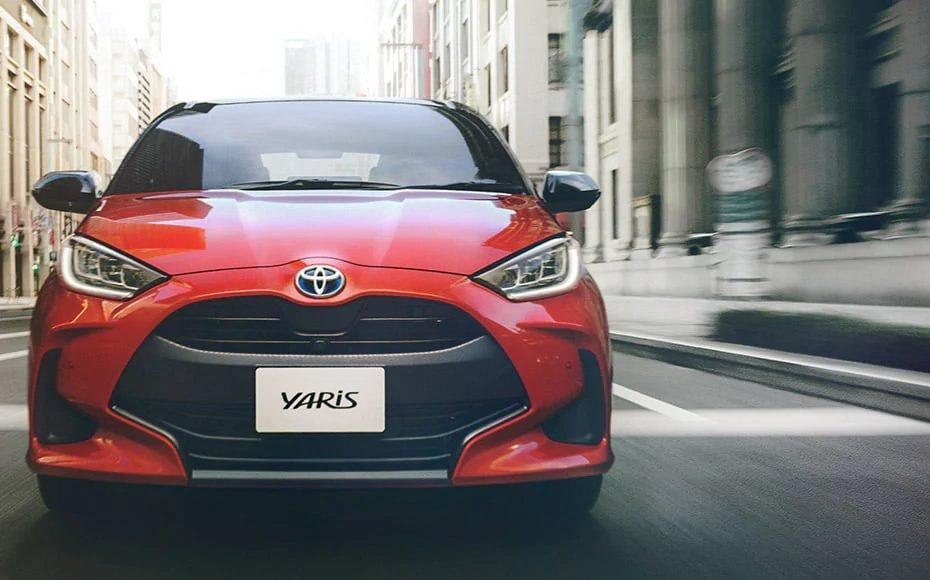 新世代Toyota Yaris已於十月中東京車展上正式亮相。 摘自Toyota