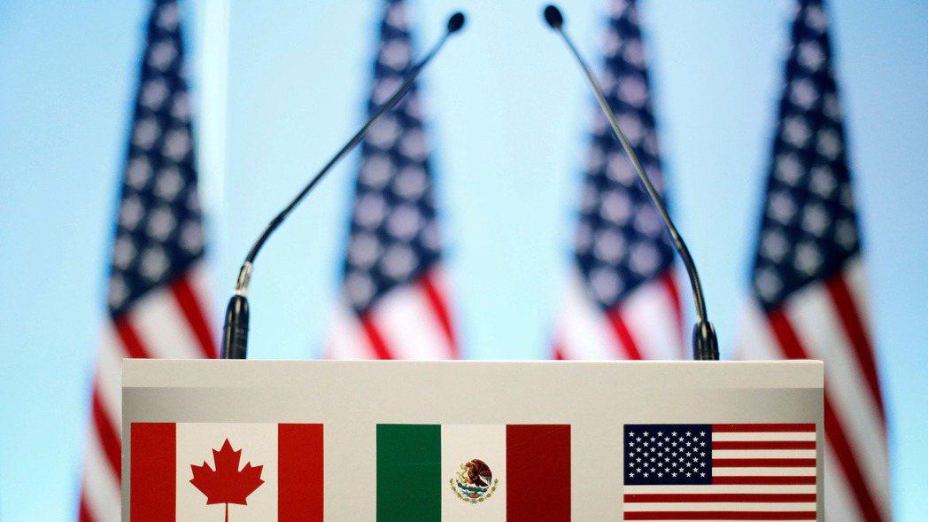 美國眾議院通過美墨加貿易協定,將送參議院批准。 路透