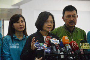遭傳對中國高層表示「終歸統一」 蔡英文:先拿出證據來