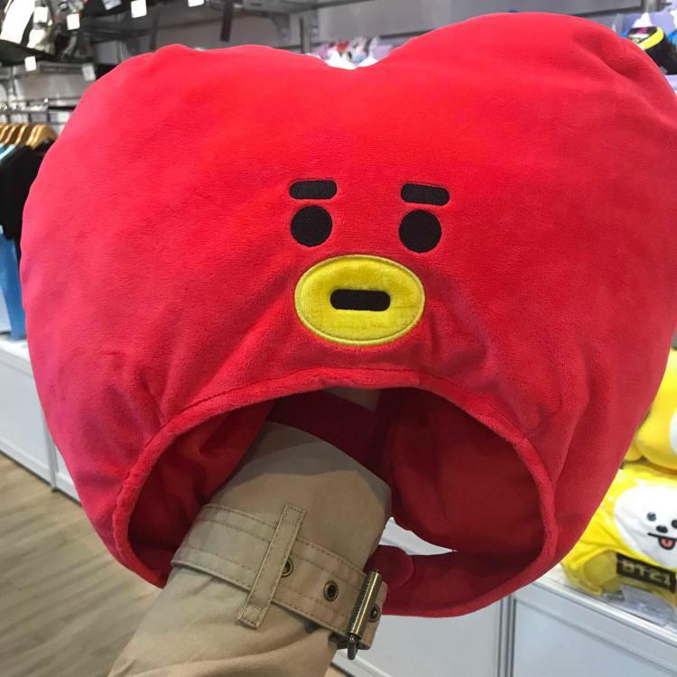 BT21絨毛玩偶造型帽12月21日至12月27日在「LINE FRIENDS潮玩...