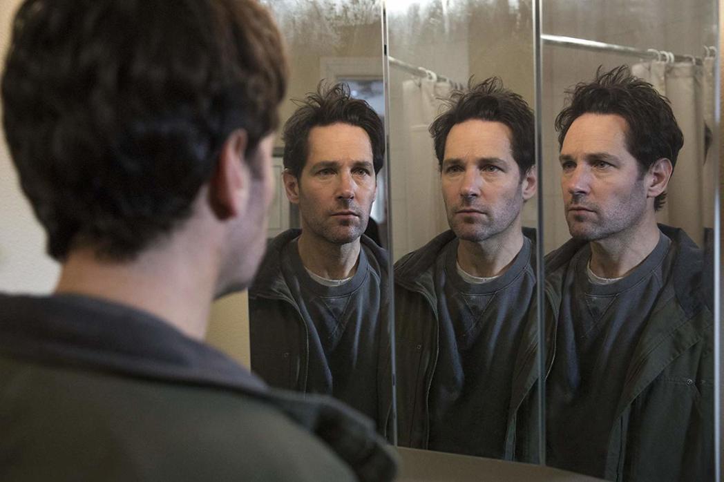 保羅路德(Paul Rudd)主演《麥斯2.0》。圖/擷自IMDb
